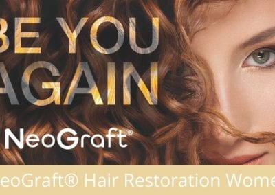 NeoGraft®Hair Restoration for Women