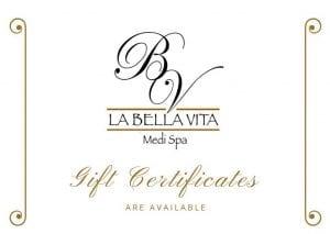 LBV Gift Certificate